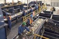 Praca w Anglii na produkcji przy sortowaniu, segregowaniu śmieci dla par Londyn