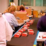 Praca Niemcy pakowanie żywności Norymberga bez doświadczenia