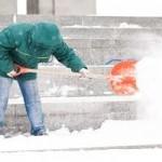 Niemcy praca fizyczna przy odśnieżaniu listopad-marzec 2014 (Berlin)