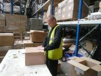 Praca w Anglii na magazynie przy pakowaniu od zaraz Redditch i Birmingham