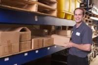 Fizyczna praca w Wielkiej Brytanii na magazynie pakowanie, zbieranie zamówień