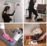 Dania praca fizyczna przy sprzątaniu bez znajomości języka z doświadczeniem